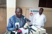 Eddie KOMBOIGO aux ex frondeurs du CDP «c'est ensemble que nous construirons un CDP plus fort».