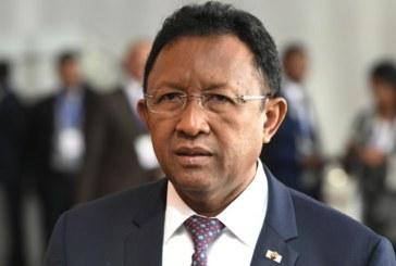 Madagascar: Rajaonarimampianina annonce son retour en politique
