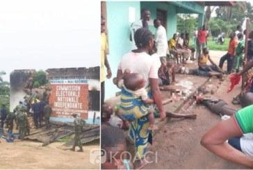 RDC: 36 civils au moins tués à la machette par des éléments ADF à Béni