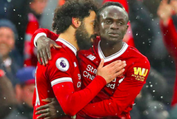 Premier match Liverpool 2020 : Mané et Salah buteurs
