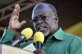 Tanzanie : le président Magufuli promet des élections «libres»