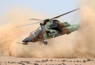 Barkhane met hors de combat près d'une quarantaine de terroristes