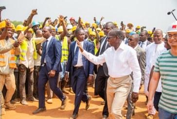 Bénin : « Nos actions produisent des résultats tangibles », Patrice Talon