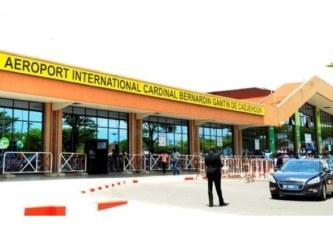 Coronavirus : le débarquement à Cotonou des passagers venant de Chine provisoirement interdit