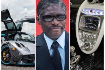 La voiture la plus chère sur le sol africain. Voici le propriétaire