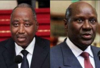 Exclusif/ Crise au sommet de l'État: Grosse bataille entre Duncan et Gon Coulibaly, tout sur ce qui les oppose