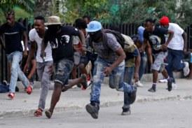 Violences meurtrières entre policiers et militaires en Haïti