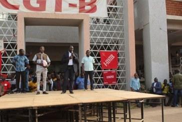 IUTS aux primes et indemnités : Lepréavis de grève des syndicats adressé au Président du Faso, un arrêt de travail de cent vingt (120) heures pour commencer