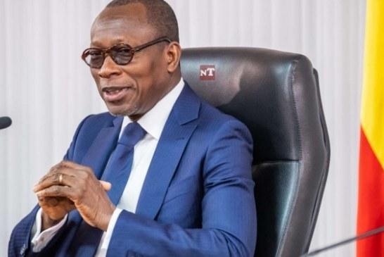 Bénin: Patrice Talon reçoit un message spécial de Mahamadou Issoufou