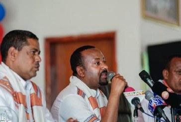 Ethiopie : 29 blessés dans «un attentat à la bombe» pendant un meeting pro-Abiy (police)