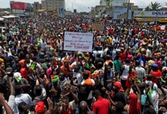 Togo – Présidentielle : « ne cédons pas devant les usurpateurs… après les urnes, la rue», le MO5
