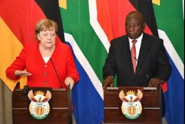 Cyril Ramaphosa aux puissances étrangères: « Les problèmes africains doivent être résolus par les Africains »
