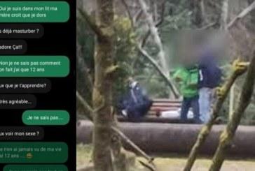 Un youtubeur piège un pédophile en se faisant passer pour une collégienne de 12 ans