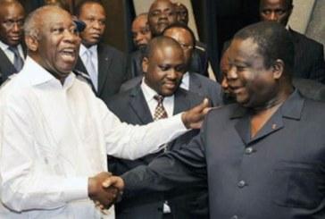 Côte d'Ivoire : Gbagbo et Bédié réagissent au retrait de Ouattara de la course à la présidence