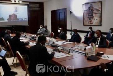 Côte d'Ivoire : Coronavirus, Amadou Gon à la tâche en visioconférence depuis sa résidence