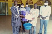 Covid19 : Le mouvement «je suis Burkina»vengagé dans la lutte