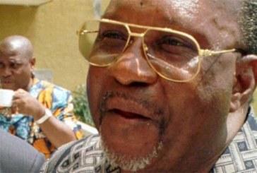 Congo-Brazzaville : Décès de l'ancien président Joachim Yhombi Opango de coronavirus