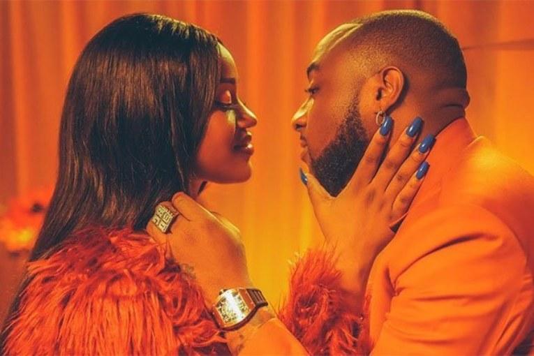 Coronavirus : Chioma, la fiancée du chanteur Davido testée positive