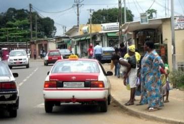Coronavirus au Gabon: voici le nombre de passagers imposé par taxi et taxi-bus