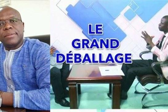 «Celui qui ne respecte pas le couvre-feu c'est à ses risques et périls…»: Rémi Fulgance Dandjinou s'en défend au grand déballage fictif d'Ismaël Ouédraogo