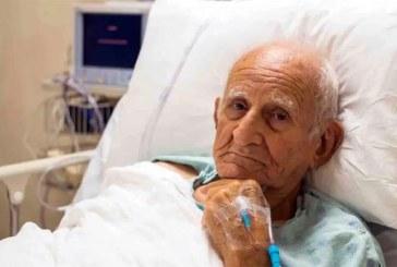 Un survivant de la grippe espagnole et de la Seconde Guerre mondiale guérit du coronavirus à 104 ans