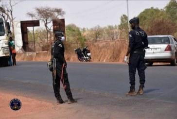 Burkina Faso: Voici les conditions d'entrée et de sortie des villes mises en quarantaine