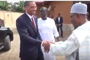 Cameroun : Un voyage de Franck Biya en escorte présidentielle fait délier les langues
