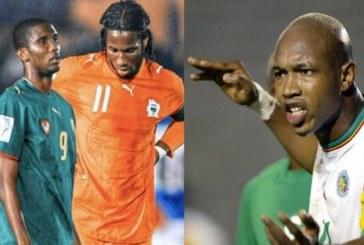 Football : El Hadj Diouf crache ses vérités à Samuel Eto'o et Drogba