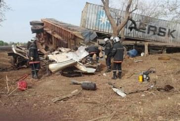 Burkina Faso: Trois (03) morts dans un accident sur l'axe Ouagadougou -Koupela
