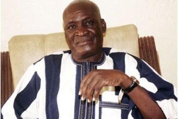 Dr Alain Zoubga,Ancien ministre de la sante du Burkina médecin spécialiste sante publique: «Le timing des mesures de réouvertures, pourrait constituer un danger réel»