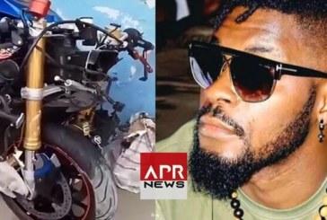 Côte d'Ivoire : La mort d'Arafat Dj causée par un soucis mécanique sur sa moto ?