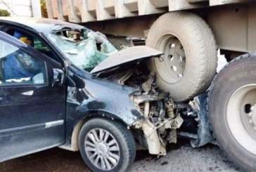Sécurité routière: 12499 cas d'accidents dans la seule ville de Ouagadougou avec 168 personnes décédées