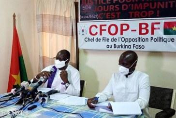 Mort de 12 personnes à Tanwalbougou: «Si nous tuons des innocents, nous créons de nouvelles vagues d'ennemis internes assoiffés de vengeance» (Opposition)