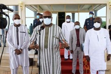 Mort de 12 présumés terroristes à Tanwalbougou : « les décisions seront prises sans état d'âme », selon le président du Faso