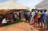 CIMASSO – Opération de Collecte de Sang: Une poche de sang, (01) Sac de Ciment