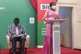 Dr. Léonie Claudine Lougué, Ministre de la Santé: «e couvre-feu sera levé, si on maîtrise la contamination communautaire»