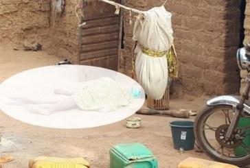 Province du Bam(Guibaré): Il tue sa femme à l'aide d'un pilon