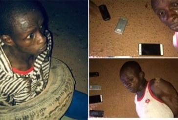 Ouagadougou : Un voleur se fait tabasser en plein couvre-feu