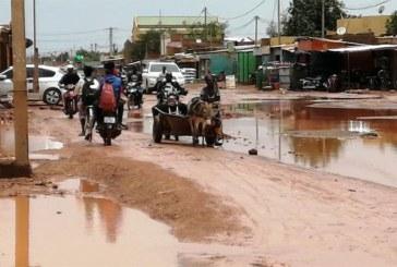 Ouagadougou: le calvaire des habitants de Nagrin après la tombée des premières pluies.