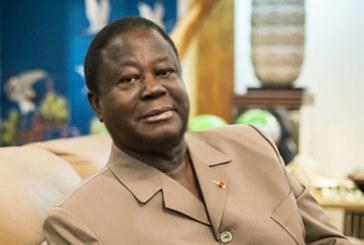 Présidentielle en Côte d'Ivoire: Henri Konan Bédié candidat à l'investiture du PDCI