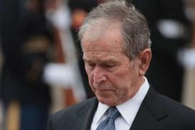 George Floyd : George W. Bush parle d'«échecs tragiques» et s'oppose à Trump
