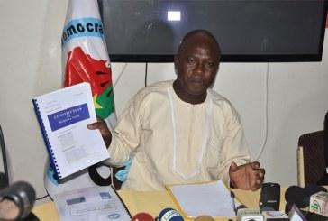 Situation nationale: La Coordination Nationale des OSC tient mordicus à la tenue des élections le 22 novembre prochain