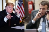 Trump tacle Macron: « …ça devient de la merde »