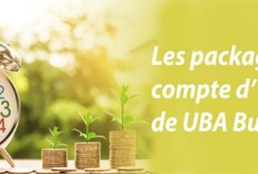 Les packages compte épargne de UBA Burkina