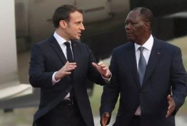 Macron dépêche son ministre des Affaires étrangères à Abidjan pour réitérer à Ouattara son opposition à un 3è mandat