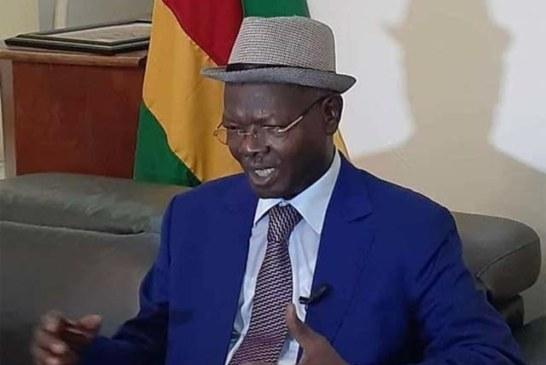 Togo : En tant que Président élu, Agbéyomé veut gouverner