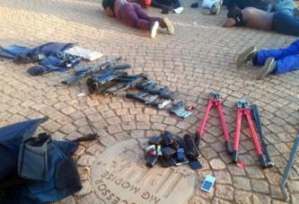 Une «guerre» pour le contrôle d'une église fait cinq morts en Afrique du Sud