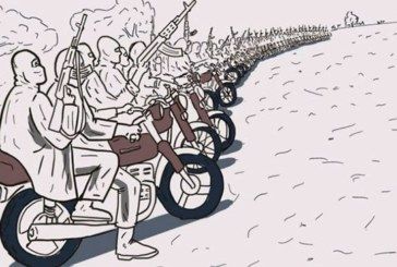 Katsina: ces bandits à moto terrorisent le nord du Nigeria