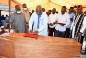Burkina Faso – Inhumationdu maire de Pensa: Souleymane Zabré élevé au rang d'Officier de l'ordre du mérite burkinabè