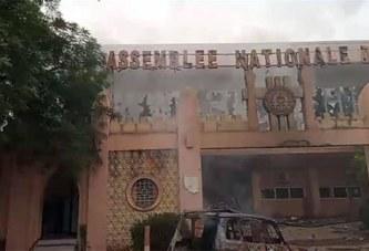 Mali: L'Assemblé national en feux, la Télévision nationale n'émet plus, la démission du président IBK demandée